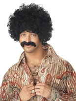 How You Doin'? Wig & Moustache [70362]