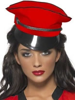 Military Popstar Hat [31180]