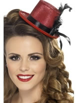 Mini Red Tophat