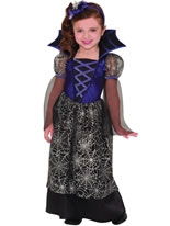 Child Miss Wicked Web Costume [997533]