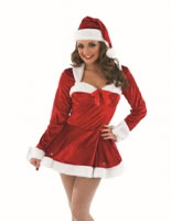 Missy Clause Costume