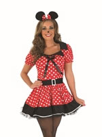 Adult Missy Mouse Costume