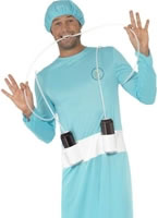 Adult Mobile Life Support Costume