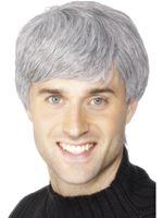 Modern Cut Wig Grey