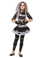 Child Monster Bride Costume [121322]