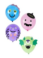 Monster Tableware Party Balloons [39686]