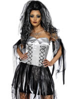 Monster's & Mummies Bride Costume [32939]