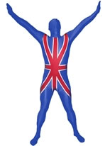 Morphsuit Union Jack