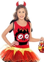 Child Moshi Monsters Diavlo Costume