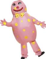 Adult Inflatable Mr Blobby Costume [38054]
