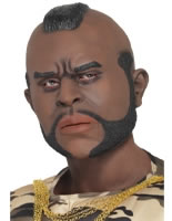 Mr T Latex Mask [23644]