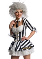 Adult Miss Beetlejuice Costume