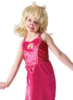Child Muppets Miss Piggy Costume