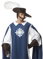 Adult Musketeer Costume [01130]