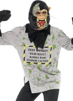 Adult Mutant Monkey Costume [24377]