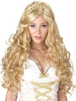 Adult Mythic Goddess Wig
