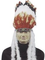 Native American Headdress [57572]