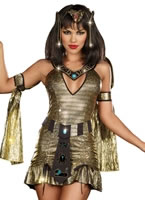 Naughty On The Nile Costume