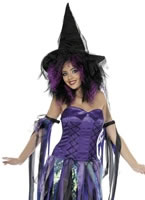 Naughty Witch Costume [32937]