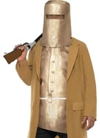 Adult Ned Kelly Cowboy Costume