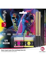 Neon Liquid Latex Kit [46221]