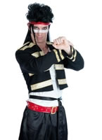 New Romantic Adam Ant Costume