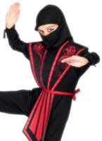 Ninja Childrens Costume