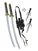 Ninja Double Sword Set [8276]