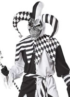 Nobody's Fool Jester Costume [01133]