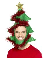 Novelty Christmas Tree Hat [49136]