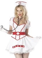 Nurse Heart Breaker Costume