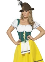 Adult Oktoberfest Ladies Bavarian Costume