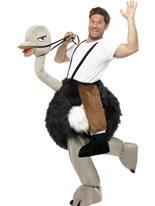Adult Ostrich Costume [32296]