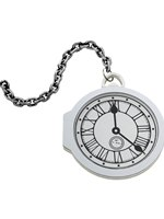 Oversized Foam Pocket Watch