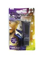 Paintglow Purple Glitter Body Gel