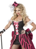 Adult Parisian Showgirl Costume [01140]