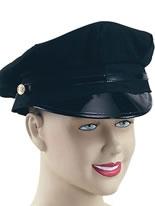 Peaked Hat Black
