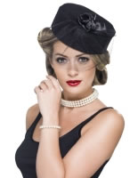 Vintage Faux Pearl Set [25653]