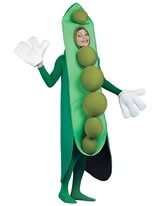 Adult Peas in a Pod Costume [9504]