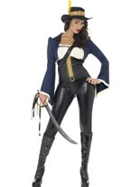Adult Penelope Pirate Costume