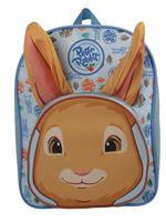 Peter Rabbit 3D Plush Ears Pocket Backpack [PETERRABBITBOY-00357]