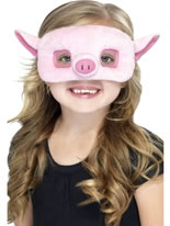 Childrens Pig Eye Mask