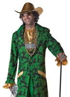 Adult Pimpin' Da Ho's Costume [01210]
