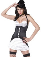 Adult Pin Up Ringmaster Costume