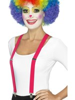 Pink Clown Braces