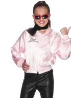 Pink Lady Childrens Grease Jacket