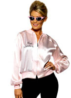 Adult Grease Pink Ladies Jacket