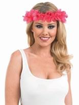 Pink Lei Headband