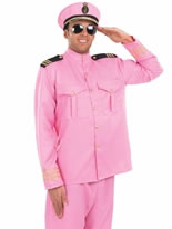 Pink Navy Officer Costume [FS3218]