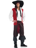 Adult Pirate Costume [FS2291]